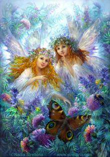 Fairies -sisters