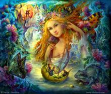 Water faery