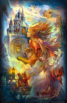 Волшебный ключ