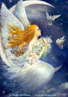 Лунный ангел